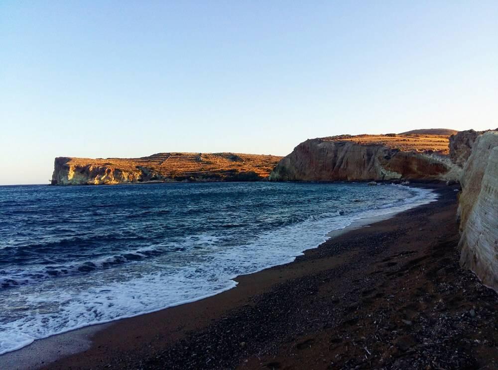 Κίμωλος:amoni-beach-ag.-gewrgios
