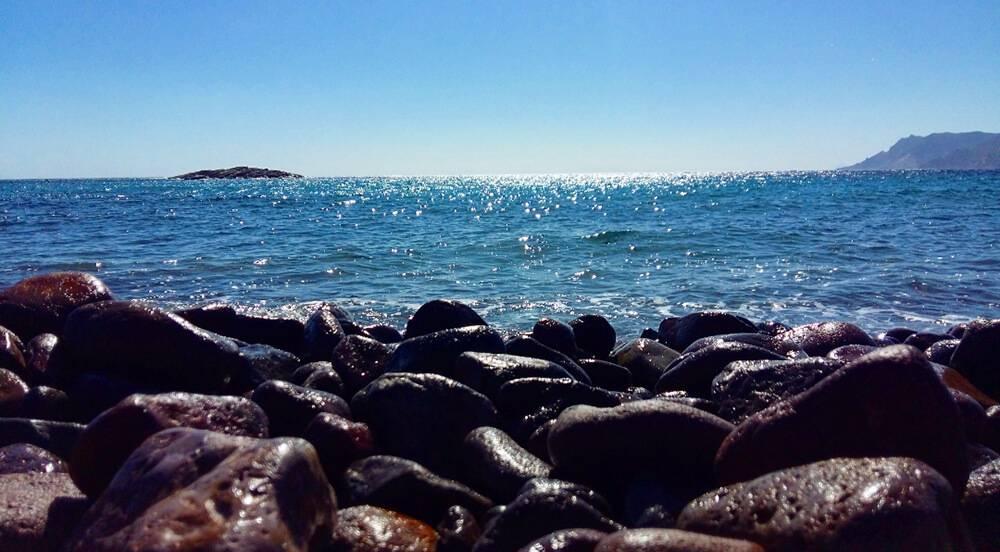 Κίμωλος: παραλία