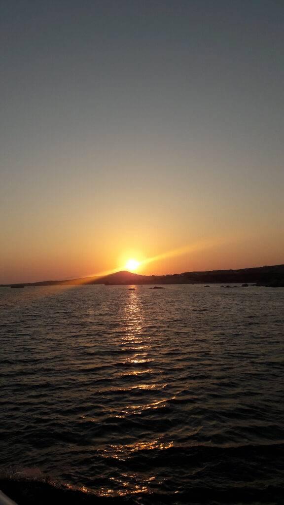 Κίμωλος:Ηλιοβασίλεμα