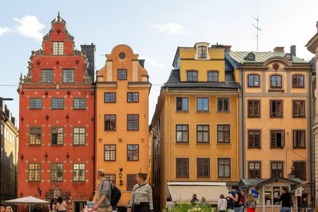 Stortorget, Gamla Stan, Στοκχόλμη, Σουηδία