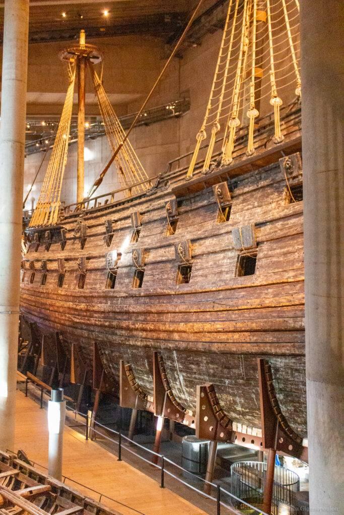 Μουσείο Vasa, Στοκχόλμη, Σουηδία