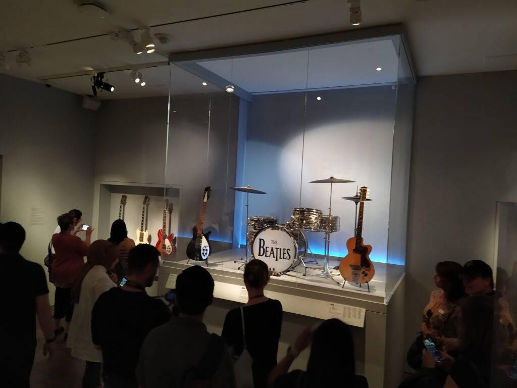 Μητροπολιτικό Μουσείο Ροκ σκηνή