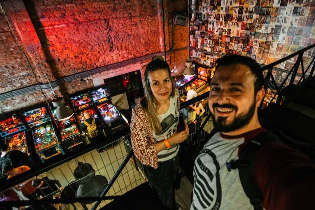 pinball & arcade museum