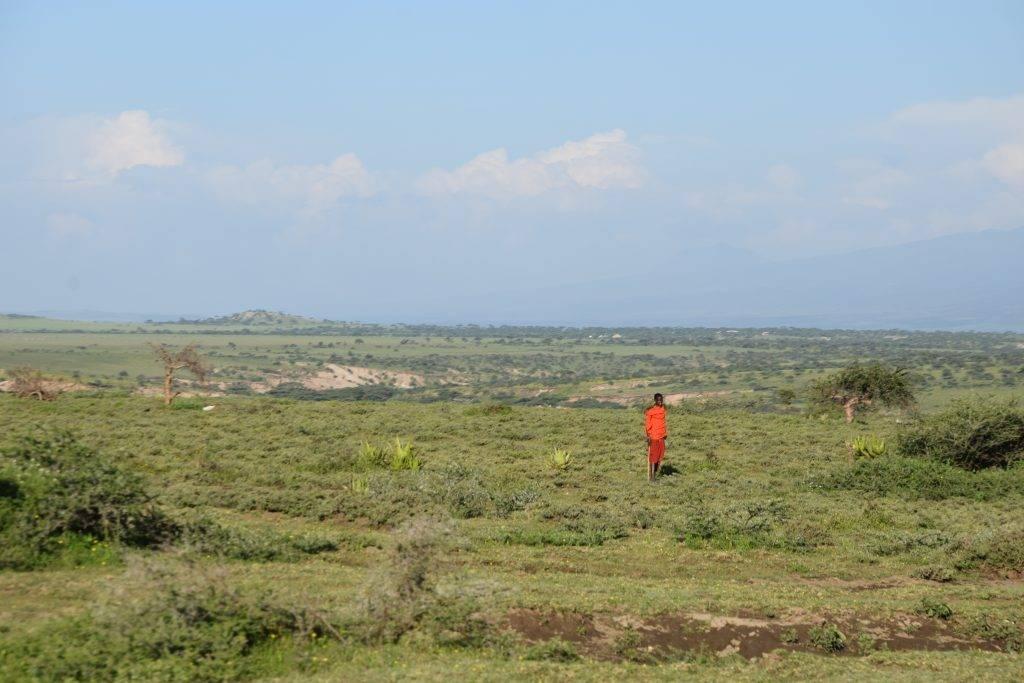 Χωριά Μασάι