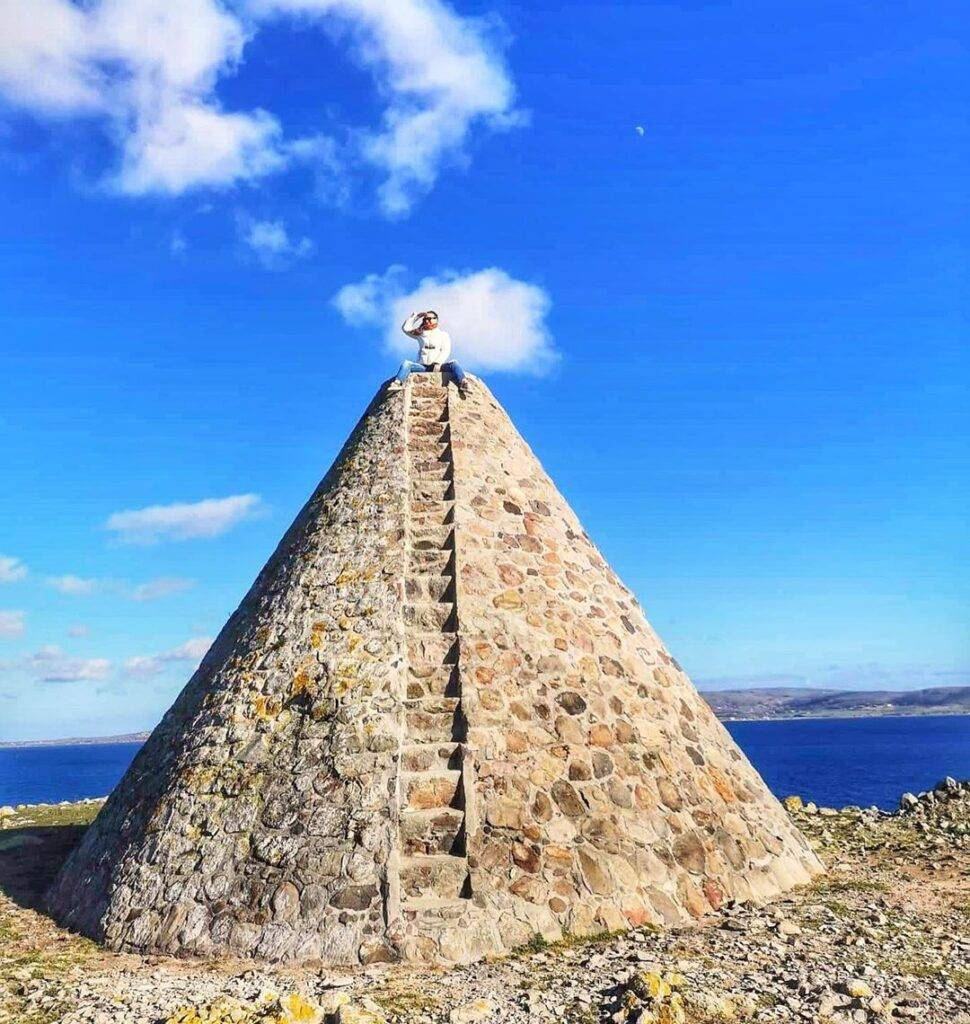 Πυραμίδα της Λήμνου travelvibe.eu