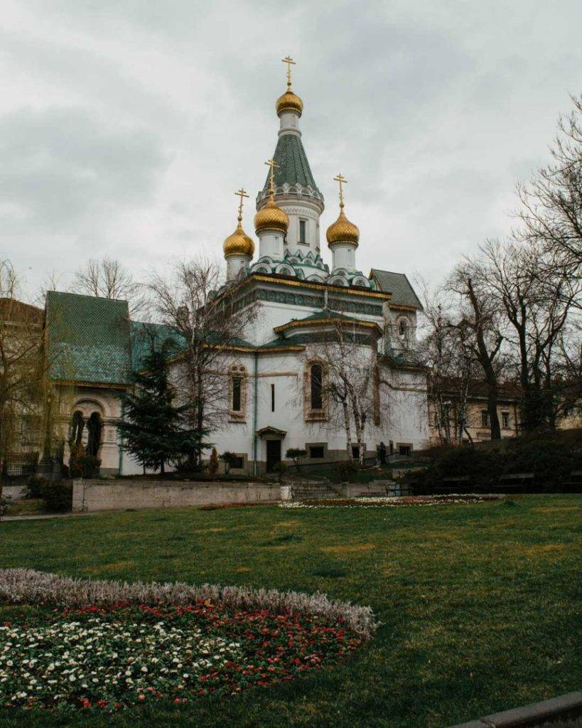 Σόφια Ρώσικη Εκκλησία