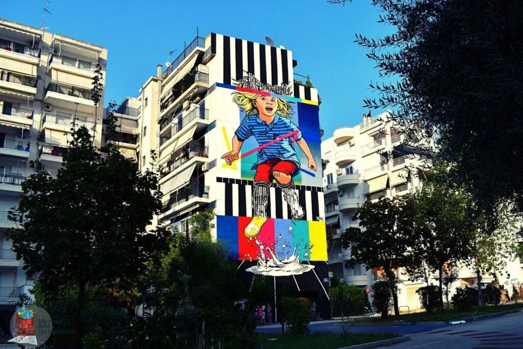 Street Art Festival Patras