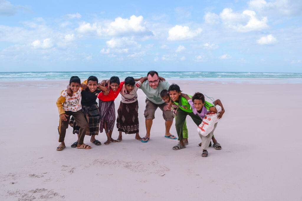 Σοκότρα της Υεμένης Κατασκήνωση
